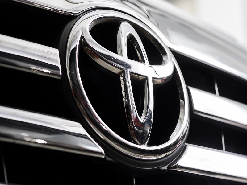 Réparations de carrosserie Toyota