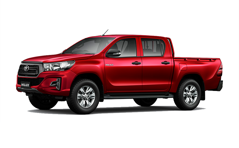 2.8GD Executive Double Cab 6-AT 4x4