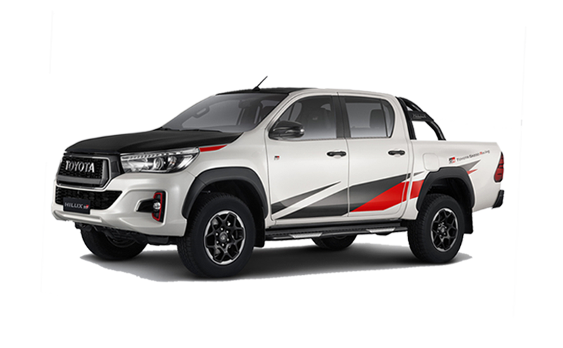 2.8GD Double Cab 6-AT 4x4 GR-S