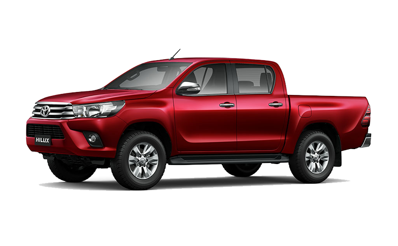 2.4GD Active Double Cab 6-MT 4x4