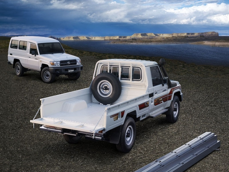 Toyota - Land Cruiser 70